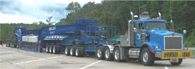 Big truck (front view)