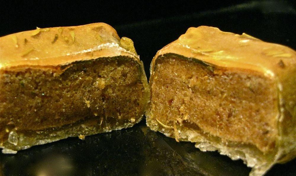 Golden Body Polish Soaps (Organic)