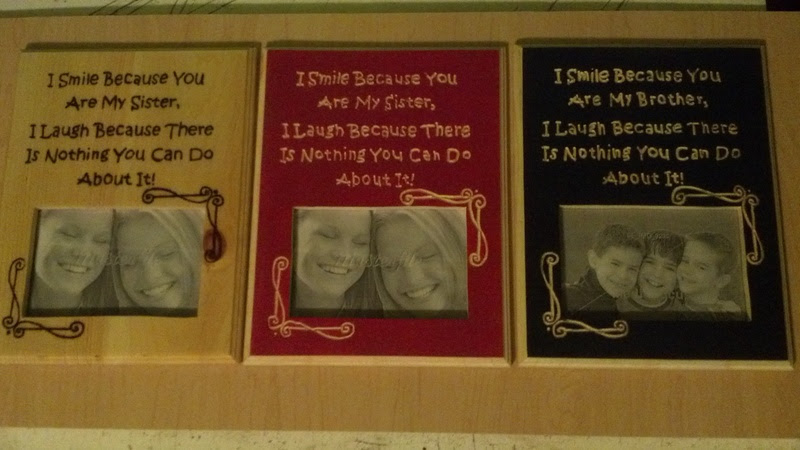 Picture Frames For Brothers And Sisters Picture Frame Ideas