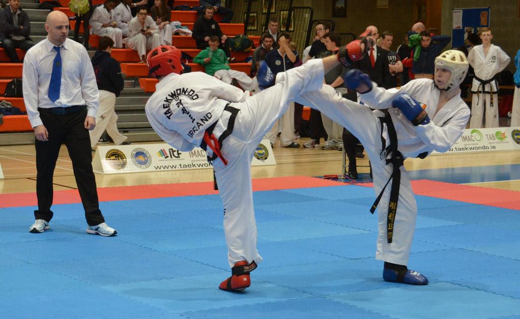 Resultado de imagen para taekwondo itf