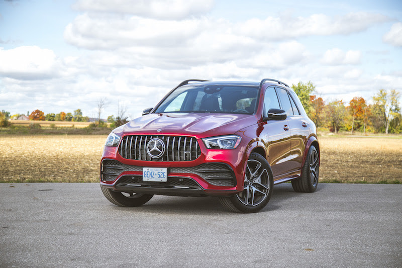 Review: 2021 Mercedes-AMG GLE 53 | Canadian Auto Review