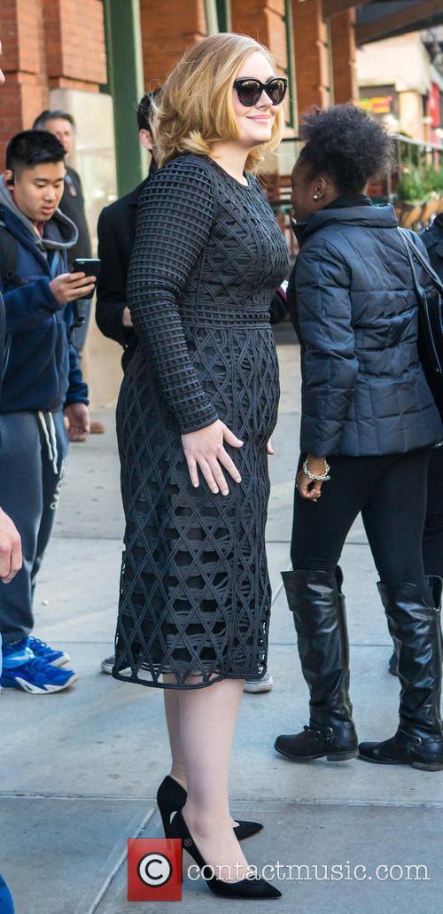 Adele Adkins Biography - Adele Hello Someone Like You