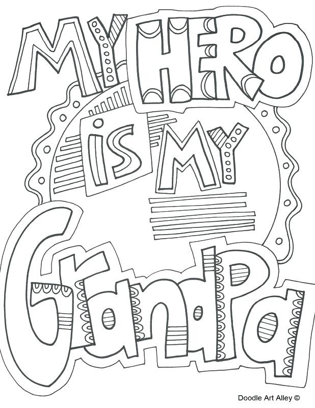Happy Birthday Grandpa Coloring Page at GetColorings.com ...