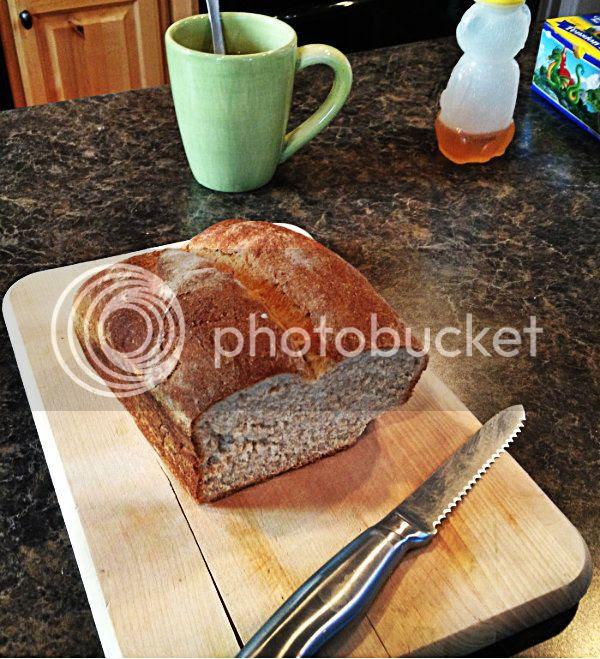 Homemade Wheat