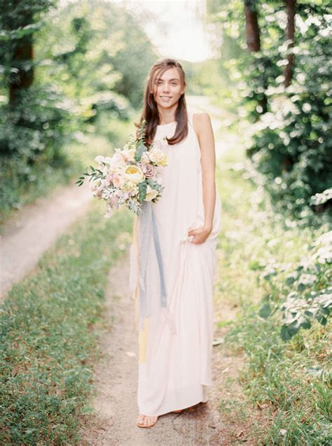 Cozy and Intimate Rustic Wedding