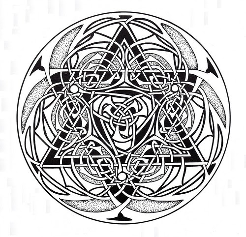 Celtic Design 019