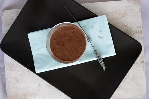 MOUSSE DE CHOCOLATE Y ESPECIAS - Tengo un horno y sé cómo usarlo