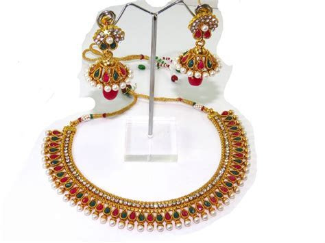 Indian Jewellery   Artificial Bridal Jewellery online