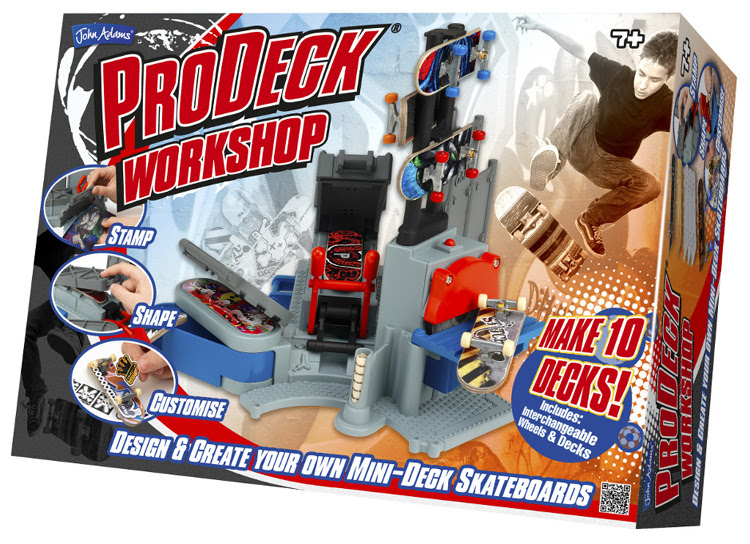 Prodeck New Toy Brands