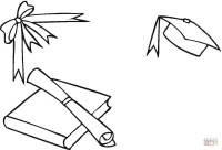 Disegno Da Colorare Laureato Cat 27817