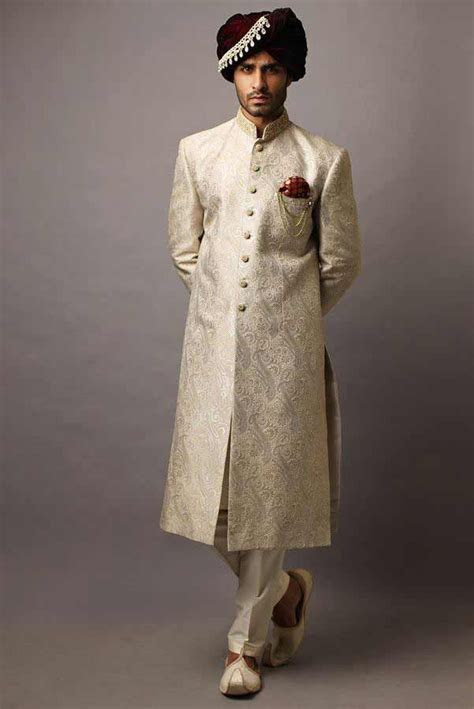 best pakistani mens wedding sherwani barat dresses 2017