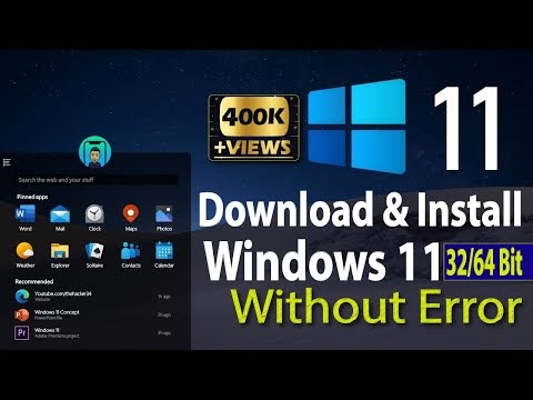 How to download windows 11 & Install 2020  ������