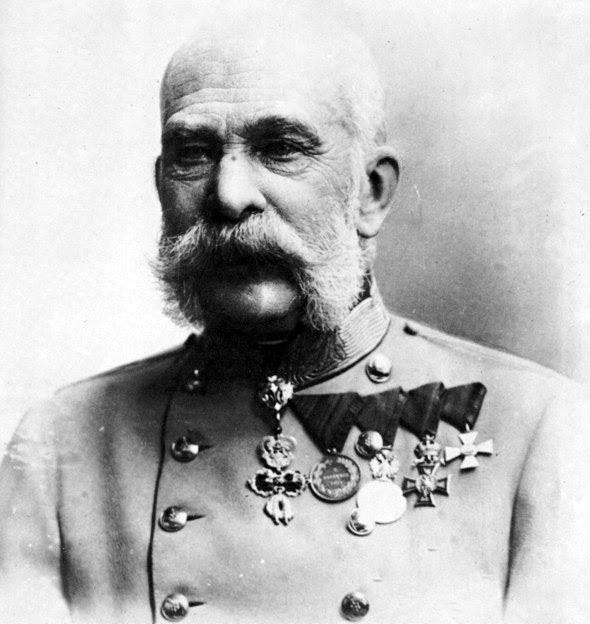 HLIRM Franz Josef of Austria-Hungary