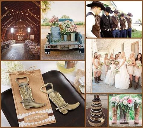17 Best images about Western Wedding Ideas on Pinterest