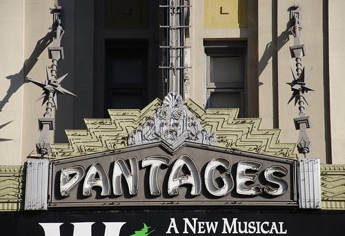 Pantage Theatre