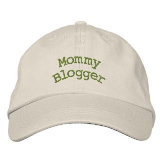 Mommy Blogger Embroidered Hat embroideredhat