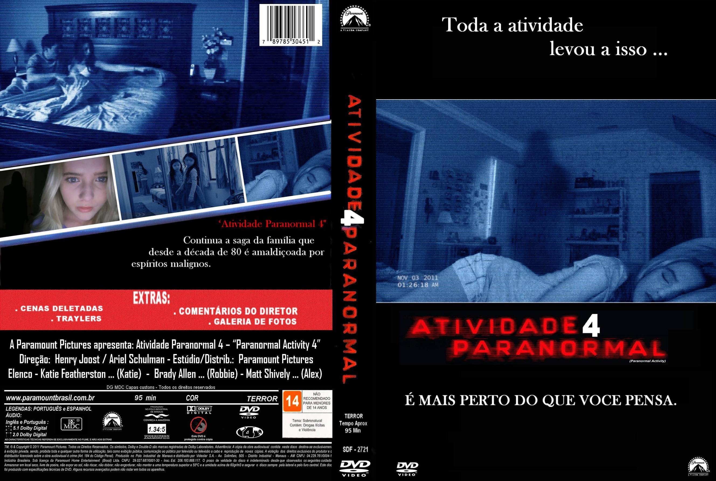 Atividade Paranormal 4 Torrent - Legendado (2012)