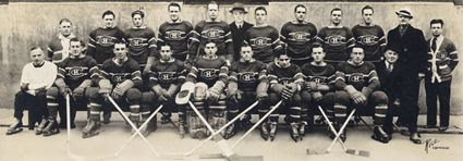 Montreal Canadiens 1937-38