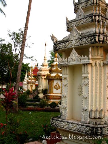 oldest temple in Vientiane