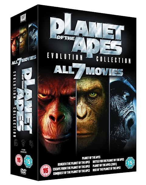 All Planet Of The Apes Movies