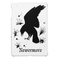 Raven Nevermore iPad Mini Cover