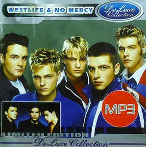 westlife  mercy mp deluxe collection mp cd