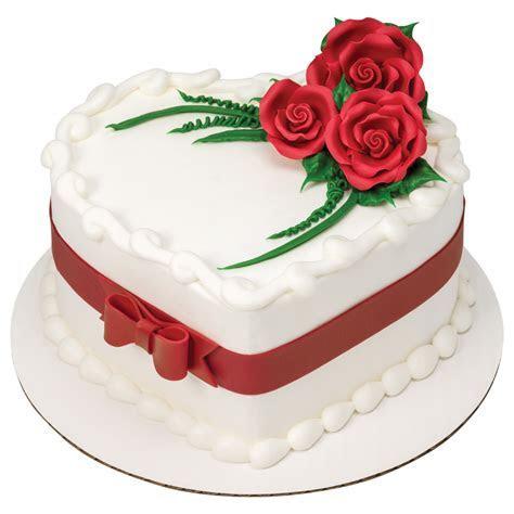 SugarSoft® Roses Heart shaped Cake Design   DecoPac