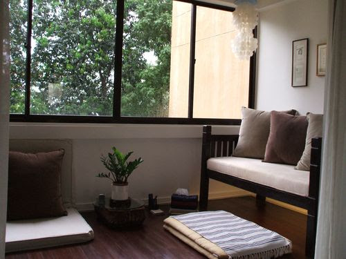 Balcony - Right View