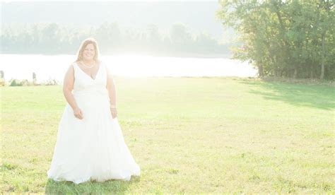real weddings Archives   Plus Size Wedding Dress Reviews