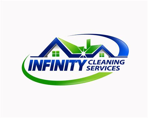 logo design contest  infinity cleaning services hatchwise