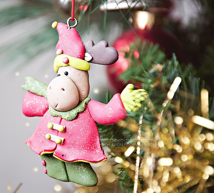 Mon - Dec 16, 2013 photo Reindeer-ornament_zpsd0b82edb.jpg