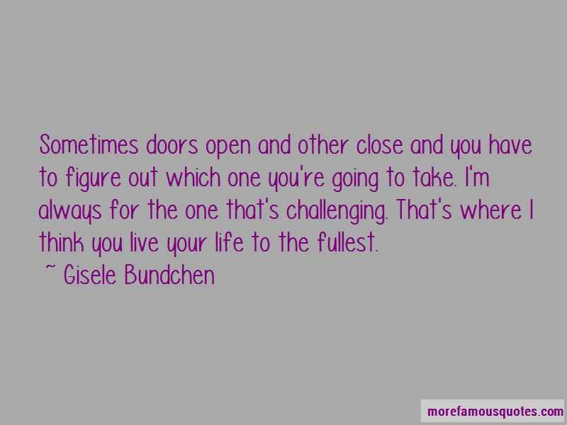 Doors Open And Close Quotes Top 32 Quotes About Doors Open And
