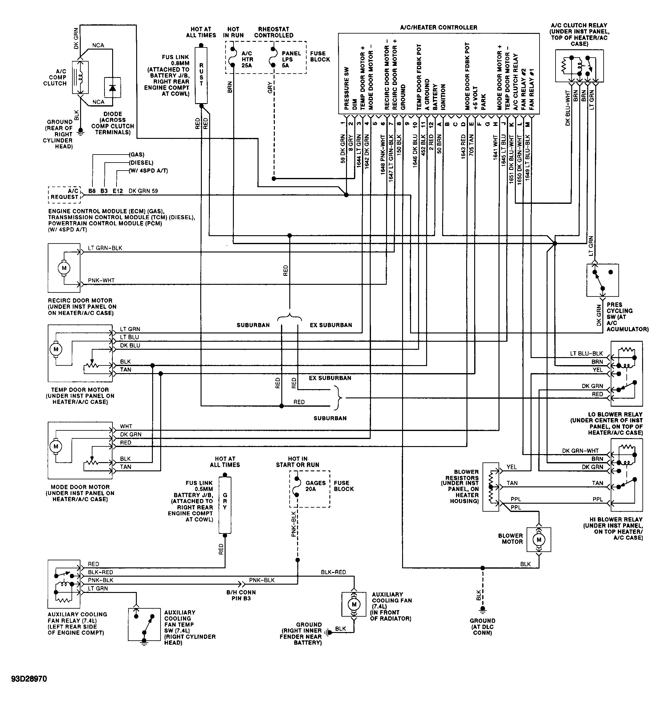 F9d 1993 Chevy 1500 Fuel Pump Wiring Diagram Wiring Library