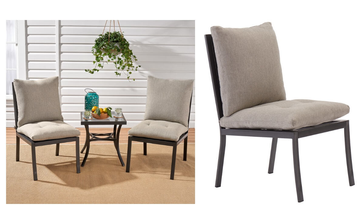 Mainstays Dundee Ridge 3 Piece Outdoor Patio Bistro Set 94 97 Shipped Reg 199 99 Living Rich With Coupons