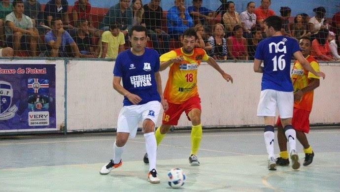 Neto Caraúbas futsal (Foto: Wendell Jefferson)