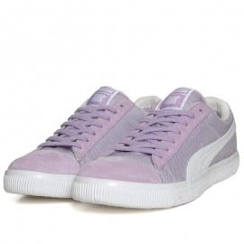 Puma X Undftd Clyde Ballistic Orchid Bloom Purple
