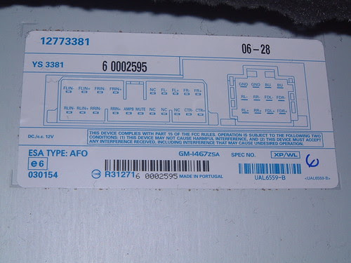 Wiring Diagram Needed For 7 Speaker Stereo Facelift Dash Saabscene Saab Forum Saab Technical Information Resource