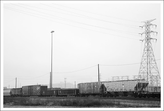 Union Pacific Freight Cars