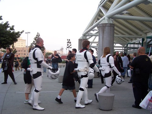 stormtroopers on the move