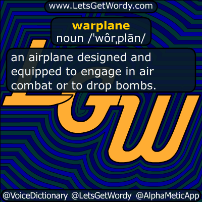 warplane 10/01/2015 GFX Definition