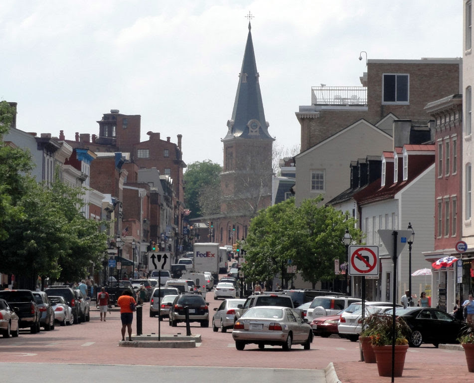 Annapolis Named a National Treasure