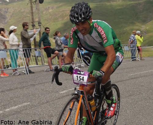 Guillermo Prieto prepara su reto solidario QH 700 Km en la Marcha Bedelalsa-Sierra de Béjar