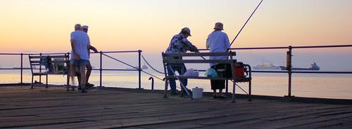 early fishermen