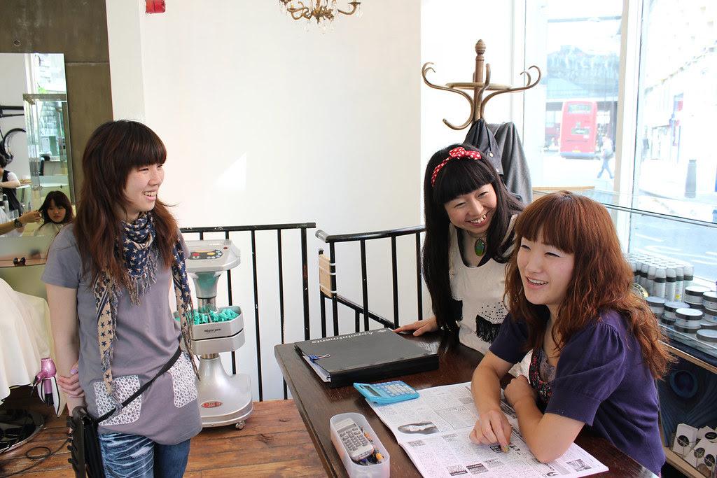 Christina,Aki,Yoshie