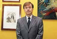 Il sindaco Dimitri Bugini