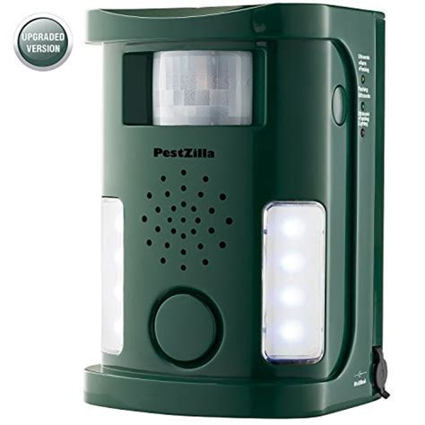 Save 41%!   PestZilla? Powerful Electronic Animal & Pest Repeller   Scares Away All Animals and