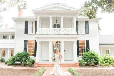 Bridals Portraits at Leslie Alford Mims House   Holly
