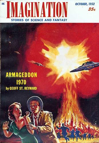 imagination october 1952