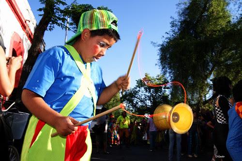 """""""2º Carnaval por el Derecho a la Creatividad 2012"""". by Alejandro Bonilla"""