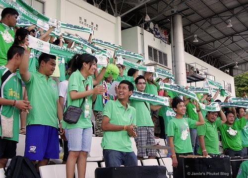 Phuket FC Fans